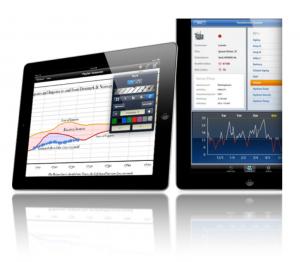 Tablet Apple iPad w zarządzaniu projektami